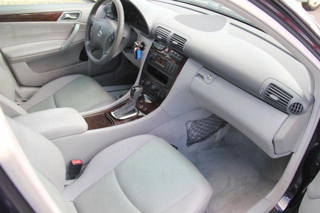 2003 Mercedes-Benz C240 2.6L Santa Clarita, CA 9