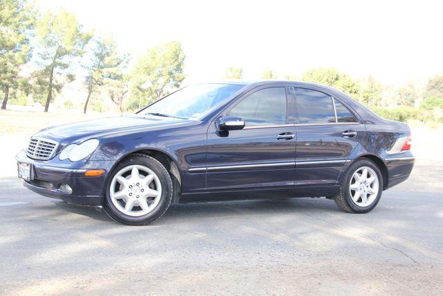 2003 Mercedes-Benz C240 2.6L Santa Clarita, CA 1