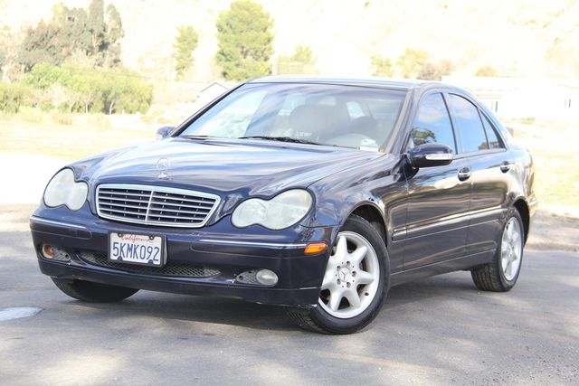 2003 Mercedes-Benz C240 2.6L Santa Clarita, CA 4