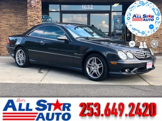 2003 Mercedes-Benz CL-Class CL 55 AMG in Puyallup Washington, 98371