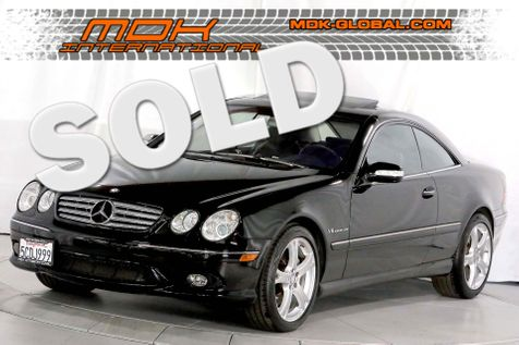 2003 Mercedes-Benz CL55 - 19