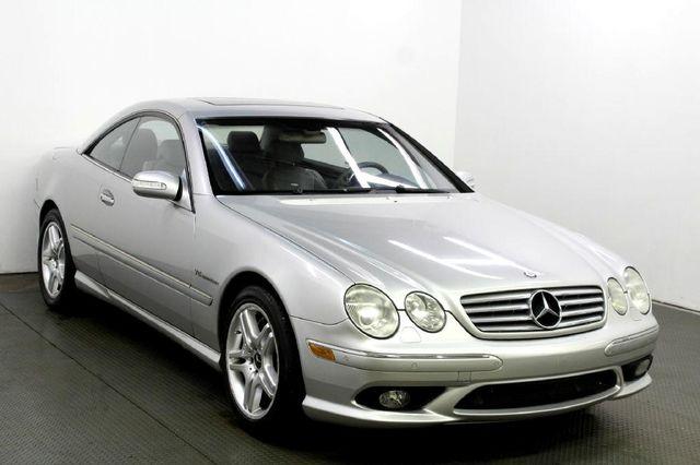 2003 Mercedes-Benz CL55 5.5L AMG