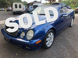 2003 Mercedes-Benz CLK320 3.2L Amelia Island, FL