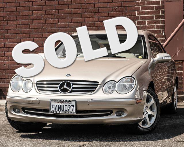 2003 Mercedes-Benz CLK320 3.2L Burbank, CA