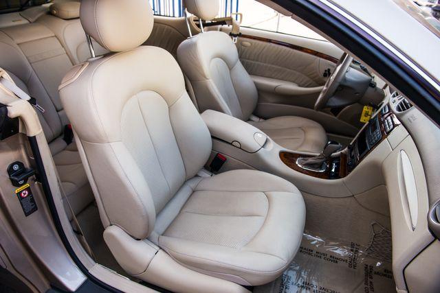 2003 Mercedes-Benz CLK320 3.2L Burbank, CA 10