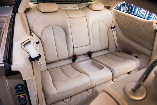 2003 Mercedes-Benz CLK320 3.2L Burbank, CA 11