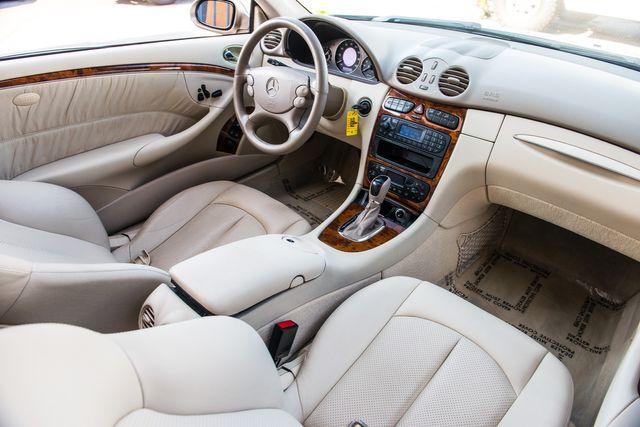 2003 Mercedes-Benz CLK320 3.2L Burbank, CA 12