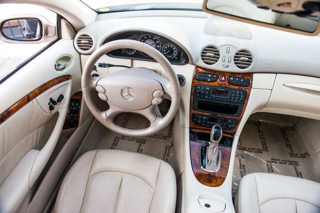 2003 Mercedes-Benz CLK320 3.2L Burbank, CA 13