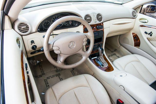 2003 Mercedes-Benz CLK320 3.2L Burbank, CA 14