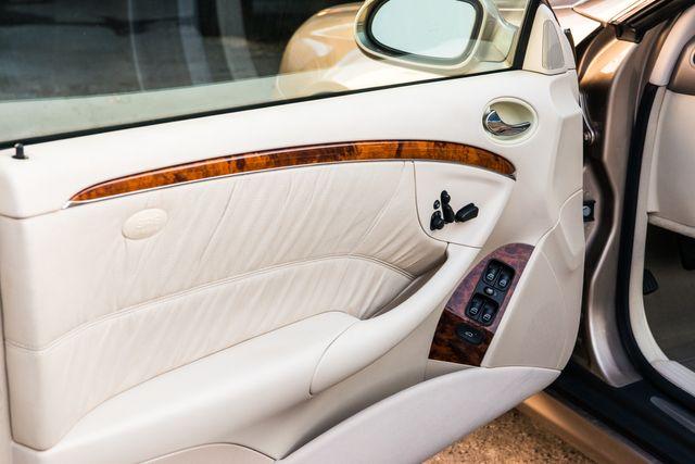 2003 Mercedes-Benz CLK320 3.2L Burbank, CA 15