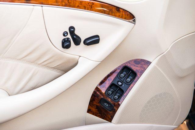 2003 Mercedes-Benz CLK320 3.2L Burbank, CA 16