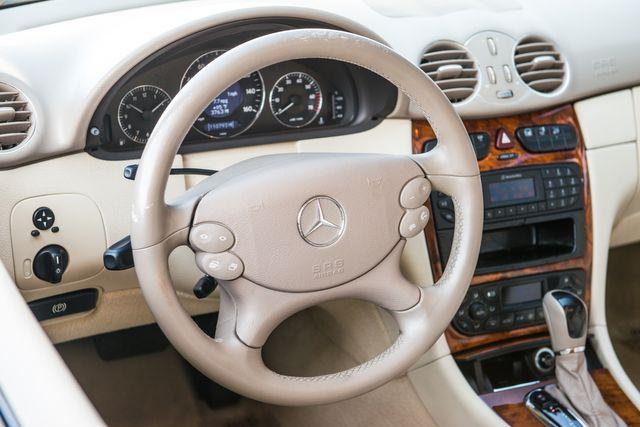 2003 Mercedes-Benz CLK320 3.2L Burbank, CA 17