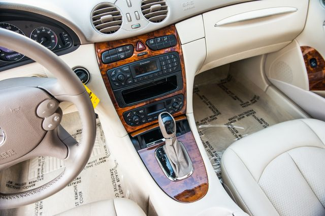 2003 Mercedes-Benz CLK320 3.2L Burbank, CA 18