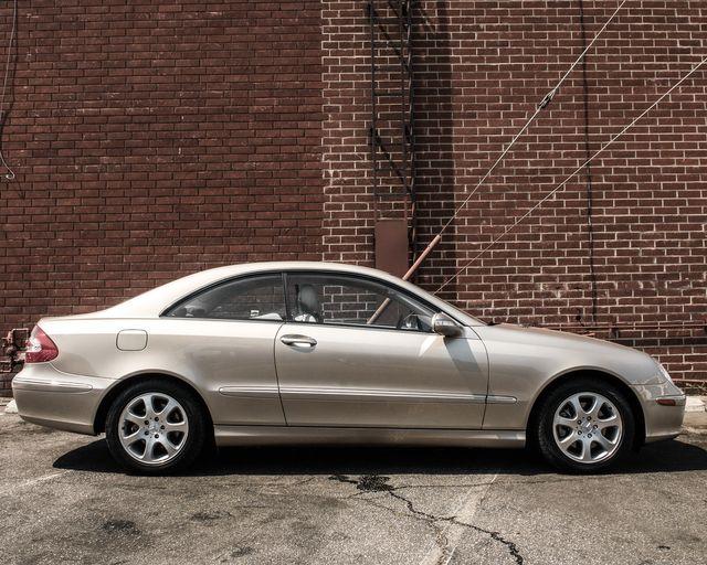 2003 Mercedes-Benz CLK320 3.2L Burbank, CA 3
