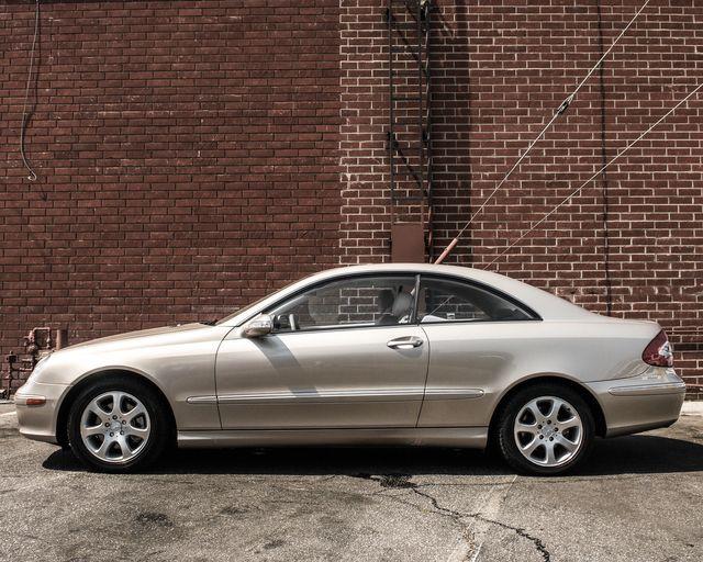 2003 Mercedes-Benz CLK320 3.2L Burbank, CA 4