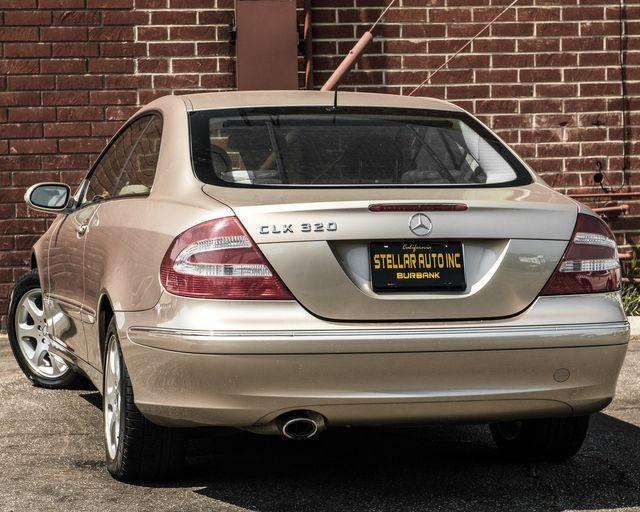 2003 Mercedes-Benz CLK320 3.2L Burbank, CA 5