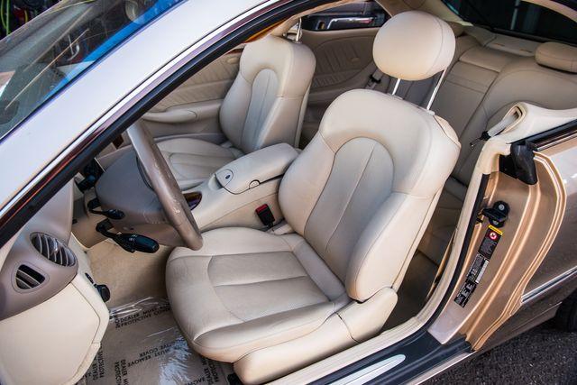 2003 Mercedes-Benz CLK320 3.2L Burbank, CA 9