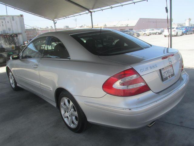 2003 Mercedes-Benz CLK320 3.2L Gardena, California 1