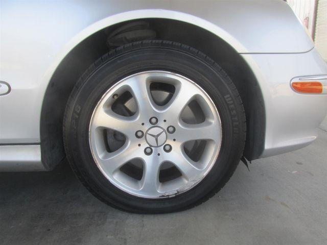 2003 Mercedes-Benz CLK320 3.2L Gardena, California 14