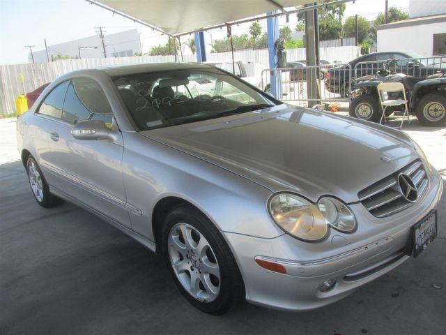 2003 Mercedes-Benz CLK320 3.2L Gardena, California 3