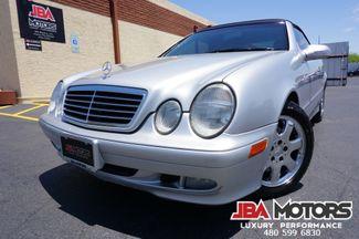 2003 Mercedes-Benz CLK320 Convertible Roadster CLK Class 320 Cabriolet WOW!   MESA, AZ   JBA MOTORS in Mesa AZ