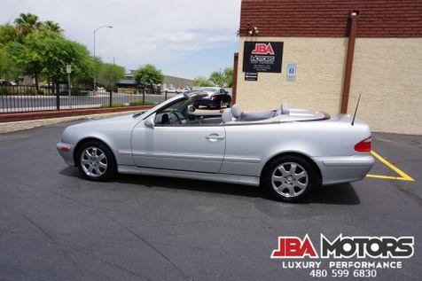 2003 Mercedes-Benz CLK320 Convertible Roadster CLK Class 320 Cabriolet WOW!   MESA, AZ   JBA MOTORS in MESA, AZ