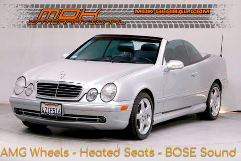 2003 Mercedes-Benz CLK430 4.3L - AMG Wheels - Nav - Heated Seats - BOSE in Los Angeles