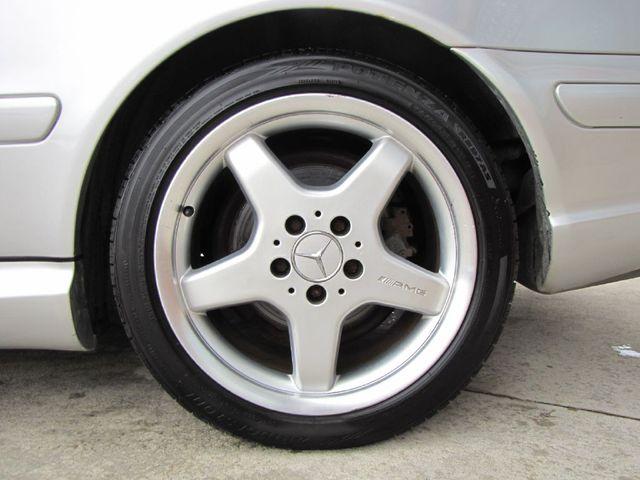 2003 Mercedes-Benz CLK430 4.3L in Medina OHIO, 44256