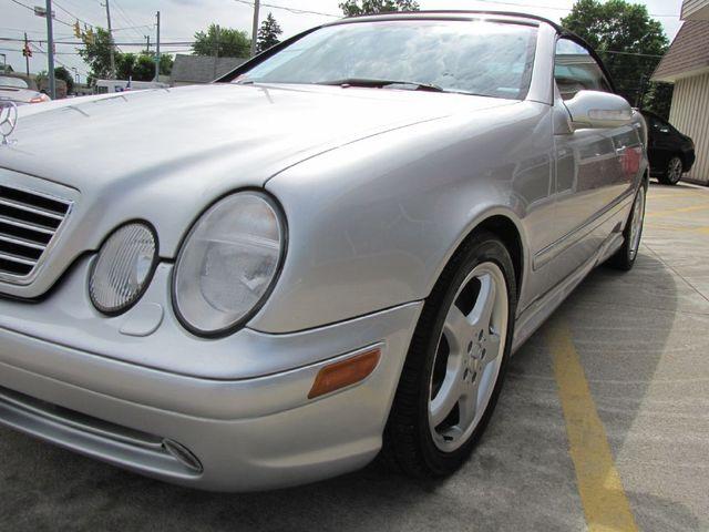 2003 Mercedes-Benz CLK430 4.3L in Medina, OHIO 44256
