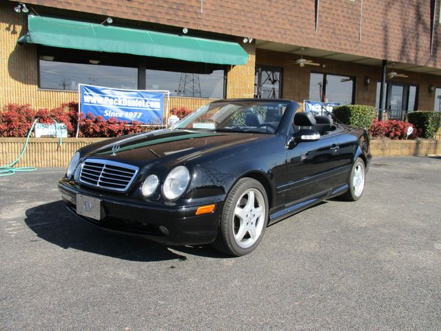 2003 Mercedes-Benz CLK430 4.3L