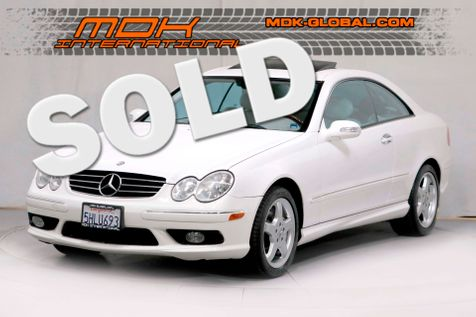 2003 Mercedes-Benz CLK500 - Service Records - Only 50K miles in Los Angeles