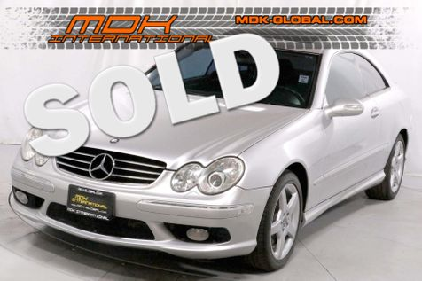 2003 Mercedes-Benz CLK55 AMG - Navigation - Upgraded wheels in Los Angeles