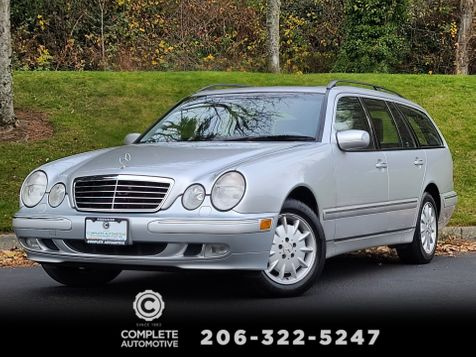 2003 Mercedes-Benz E320 4Matic Wagon All Wheel Drive Local 1 Owner 72,000 Miles Excellent Condition in Seattle