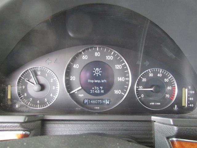 2003 Mercedes-Benz E320 3.2L Gardena, California 5
