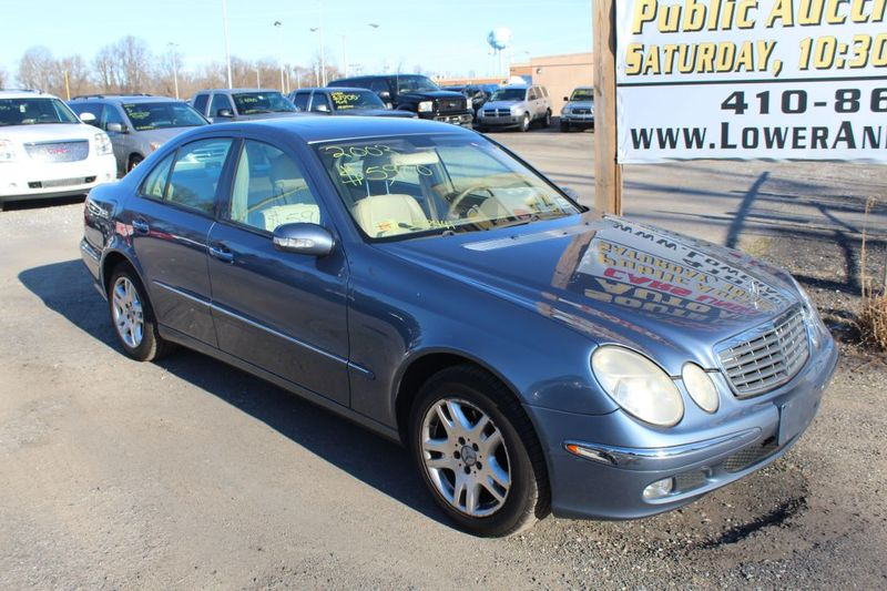 2003 Mercedes-Benz E320 32L  city MD  South County Public Auto Auction  in Harwood, MD