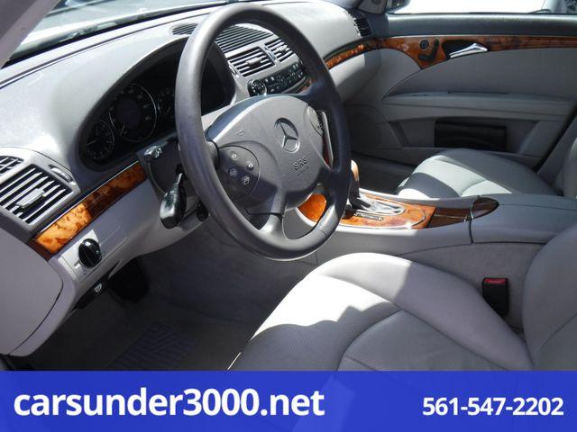 2003 Mercedes-Benz E320 3.2L Lake Worth , Florida 4
