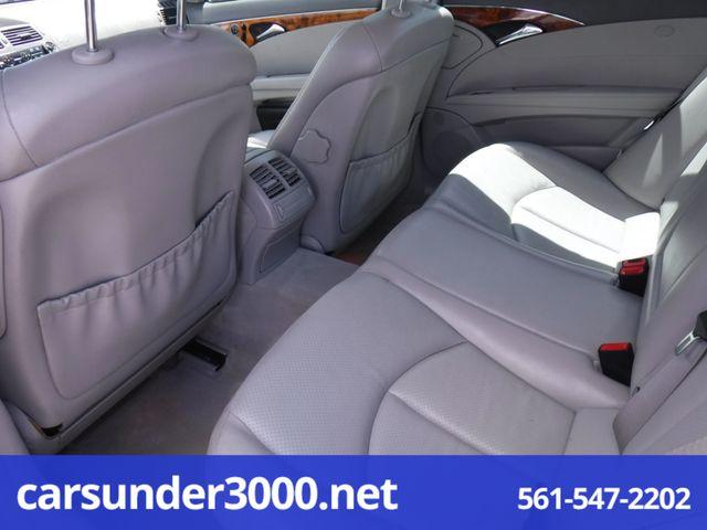 2003 Mercedes-Benz E320 3.2L Lake Worth , Florida 5