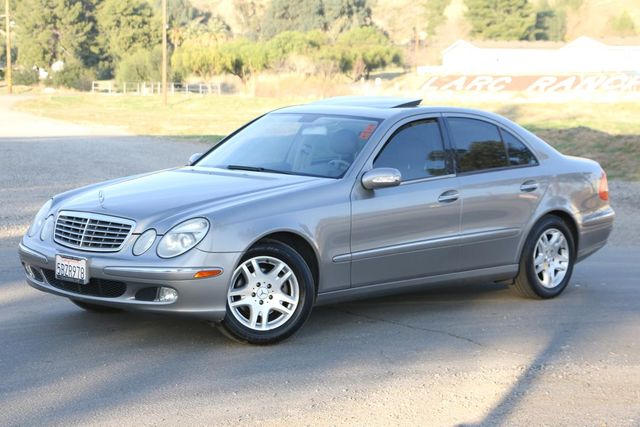 2003 Mercedes-Benz E320 3.2L Santa Clarita, CA 1