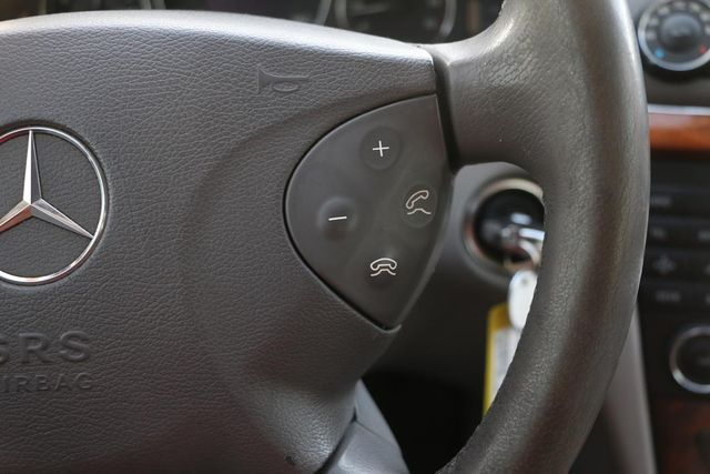2003 Mercedes-Benz E320 3.2L Santa Clarita, CA 24