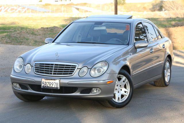 2003 Mercedes-Benz E320 3.2L Santa Clarita, CA 4