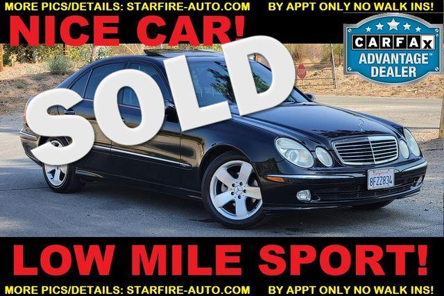 2003 Mercedes-Benz E320 3.2L