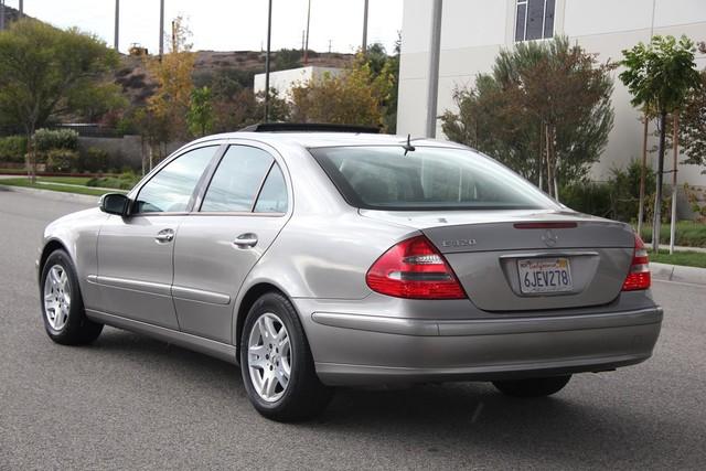 2003 Mercedes-Benz E320 3.2L Santa Clarita, CA 5
