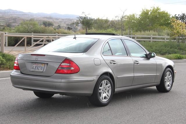 2003 Mercedes-Benz E320 3.2L Santa Clarita, CA 6