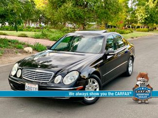 2003 Mercedes-Benz E320 3.2L NAVIGATION SERVICE RECORDS in Van Nuys, CA 91406