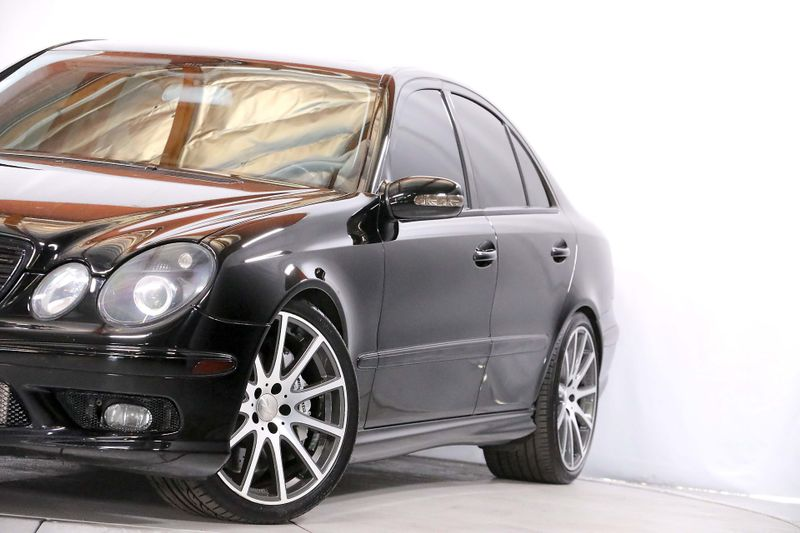 2003 Mercedes-Benz E55 55L AMG - Navigation - Upgraded wheels  city California  MDK International  in Los Angeles, California