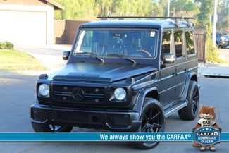 2003 Mercedes-Benz G500 RARE DESIGNO PKG CUSTOM PAINT SERVICE RECORDS in Woodland Hills CA, 91367