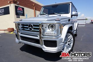 2003 Mercedes-Benz G500 G WAGON G CLASS 500 ~ G63 FRONT ~ BRABUS WHEELS! | MESA, AZ | JBA MOTORS in Mesa AZ