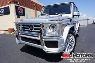 2003 Mercedes-Benz G500 G WAGON G CLASS 500 ~ G63 FRONT ~ BRABUS WHEELS! | MESA, AZ | JBA MOTORS in Mesa AZ
