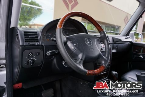 2003 Mercedes-Benz G500 G WAGON G CLASS 500 ~ G63 FRONT ~ BRABUS WHEELS! | MESA, AZ | JBA MOTORS in MESA, AZ