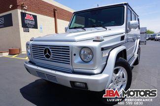 2003 Mercedes-Benz G500 G WAGON G CLASS 500 4WD SUV   MESA, AZ   JBA MOTORS in Mesa AZ